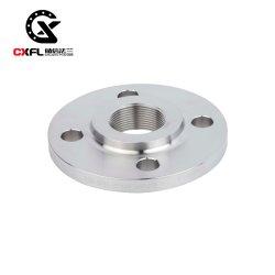 Sourcing DIN 304/304L/316/316L Th (TNP) de la brida de RF fabricante de China