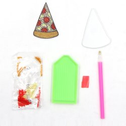 DIY 수제 다이아몬드 페인팅 프로모션 선물 패션 냉장고 마그넷