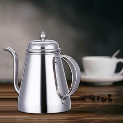 304 스테인리스 스틸 커피 포트 커피 머그잔 티 포트 사용자 지정 가능 로고