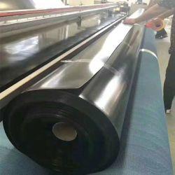 0,75 мм/LDPE HDPE/EVA/ПВХ пластиковый лист гильзы водонепроницаемый Geomembrane, 100% нового, для искусственного озера/Рыбками/ДАУ/свалки/разработки/резервуар для воды в Китае на заводе