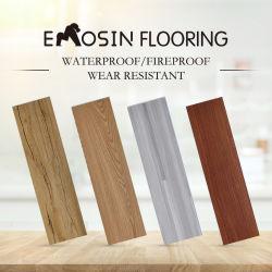 Clique à prova de água vinil/Madeira/madeira/laminado/vynil PVC/SPC/LVT/borracha/laminado/bambu/Madeira/WPC/Azulejo de mármore Plank flutuante Chão