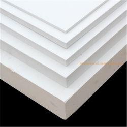 Warmte thermische isolatie Aluminium silicaat / multilite RCF vuurvaste keramiek Vezelplaat voor fornuis voor hoge temperaturen
