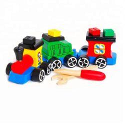 2020 أفضل مجموعة قطار خشبيّة للأطفال