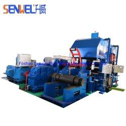 ステンレス鋼のカーボンによって電流を通されるコイルのアルミホイルの冷間圧延製造所