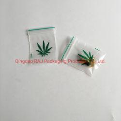 Sacchetto di plastica medico stampato del foglio di seme poli che impacca con la chiusura lampo