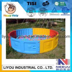 Pool van de Bal van het Speelgoed van de Kinderen van de Stijl van de Jonge geitjes van het Spel van kinderen de Binnen Duurzame Kleurrijke Ronde Nieuwe Plastic