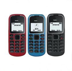 Gerenoveerde Geopende Cellphone voor Mobiele Telefoon van de Functie van 1280 Nokia de Basis
