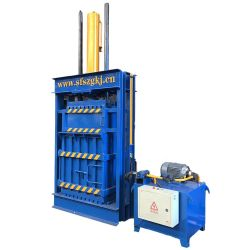 Pressa per balle verticale idraulica della carta straccia della pressa di Y82-25 /Cardboard/Plastic