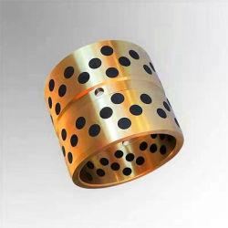 Boccole per benne in ottone per escavatori di alta qualità boccole di scorrimento in acciaio bimetallico
