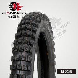 20 ans ISO9001 Factory Ventes en gros pneus en caoutchouc de la Chine Meilleures ventes de la saison des pluies qualité solide moto/Moteurs/moto/Moto pneus tubeless 2.75-17 B038