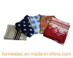 使用された起点の衣服の織物はシーツ秒針のベッド・カバーの在庫のキルトカバーを使用した