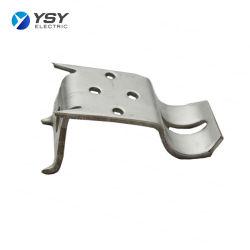 전기 장비용 맞춤형 제작 강철 금속 장착 스탬핑 브래킷