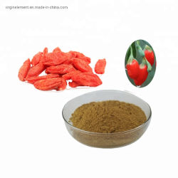 고지 베리 추출물, 고지 과일 가루 고지 폴리사카데라이드 30%-50%