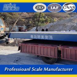 مقياس إلكترونكي قياسي وزن السيارات/ميزان الشاحنات 30ton إلى 150ton
