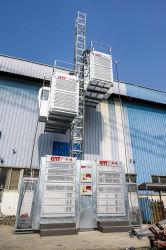 رافعة / حامل تشييد معتمد من المصنع الأصلي للمعدة (OEM) متوفر مع CE وترس بنيون مصعد/مرفاع بناء