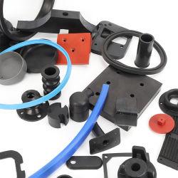La producción personalizada de la junta tórica de piezas de silicona caucho