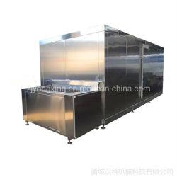 IQFのトンネルの魚のための速い送風フリーザーか急速冷凍機械または使用された商業フリーザーか鶏または肉
