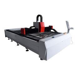 Faserlaser-Schneidemaschine 1000W Raycus Laserleistung für Aluminium, Stahl, Cooper