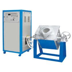 La fusion de l'équipement d'or 30kg Prix or four de fusion par induction