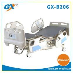 Letto di ospedale elettrico con la base medica della scala del peso e di infermieristico multifunzionale