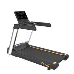 Cuerpo ejercicio fitness gimnasio Electirc motorizado comercial eléctrico de la cinta de correr marcha equipamiento de gimnasio/3.0-7.0CV comercial del motor de cinta para correr