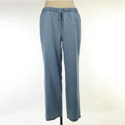 Denim-Damen gesponnene Hosen der B9qn662 60% Baumwolle40% Lyocel