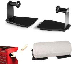 Porte-serviette magnétique en acier robuste pour aimant de cuisine Outil