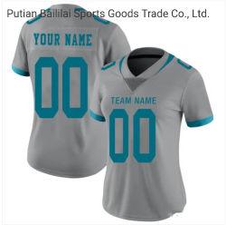 Les sports d'usure des chemises de Sublimation de gros de la Ligue de Rugby Jersey pour Custom
