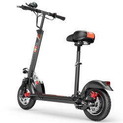 Электрический скутер с Южной Азией ЖК-дисплей передней и задней подвески