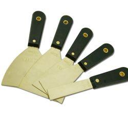 Rascador Sparkless cobre o latón mango de madera o plástico