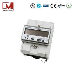 단계 Tou 4 DIN 레일 설치 포함 관세 적외선 미터