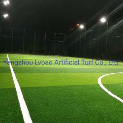 Le football/ /Tennis Golf Terrain de sport Gazon artificiel jardin paysager Outdoor Flooring Gazon artificiel