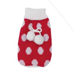 Cucciolo classico caldo di lavoro a maglia sveglio Customes dei lavori o indumenti a maglia dell'animale domestico del maglione gatto/del cane per i piccoli cani di media grandezza