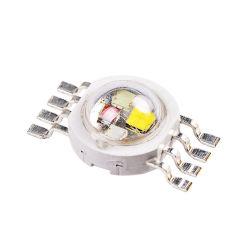 1개의 4W 12W RGBW LED 칩에 대하여 고품질 고성능 Plcc8 Bridgelux Epistar Epileds 45mil 4