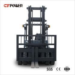 Aufzug des Benzin-3-Wheels/4-Wheels/der Batterie elektrischer LPG-Gabelstapler-Ladeplatten-DiesellKW von der CT-Energie mit Japan-Motor und Cer