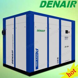 300L 10HP AC Voyant d'alimentation de l'industrie compresseur à air de petites vis