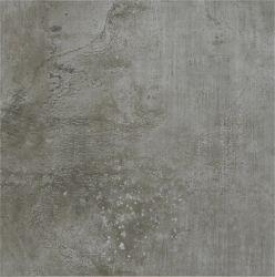 Foshan Factory prix bon marché gris en porcelaine Matt tuiles rustiques de matériaux de construction de la conception intérieure