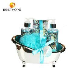 Commerce de gros de l'océan odeur de menthe bain spa Soins du corps Lavage Gift Sets dans la baignoire