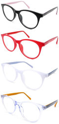 Calculateur de feu anti bleu verres de lunettes pour enfants les trames