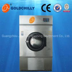 Essiccatore commerciale del gas dell'asciugatrice di caduta del riscaldamento di gas della lavanderia di industria