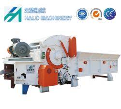 El color de gran escala facultativa de las materias primas ampliamente global móvil trituradora de madera biomasa generador para la planta de energía de biomasa