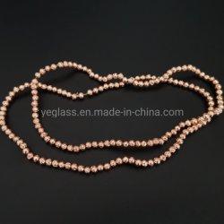L'hématite naturelle de perles, de pierre de fer noir, de l'hématite des prix de gros