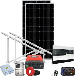 単一フェーズの三相太陽発電機システム働くビデオ