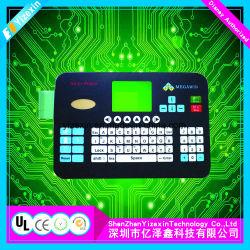 Interruptor eletrônico do teclado de membrana com ISO14001/UL/SGS/RoHS/FCC/ CE/CCC/Ohasa18001