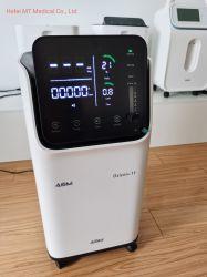 5L générateur d'oxygène grand débit haute pression concentrateur d'O2 médical