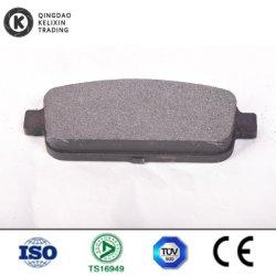 Opel/Horton/профессиональные средства настройки экспорта/высокое качество Semi-Metal керамические тормозные колодки (D1468) авто детали