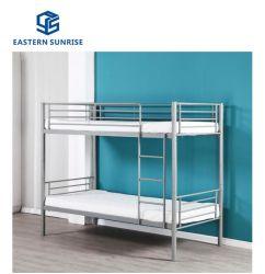 Schule-Schlafsaal-Speicher-doppelte Schicht-Doppelbett-Metallstahlkoje-Betten