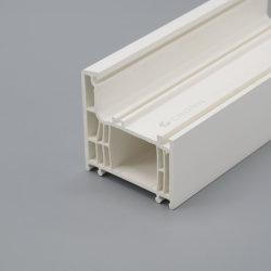 Дверная рама перемещена Windows&двери UPVC/пластиковый ПВХ профиль строительные материалы