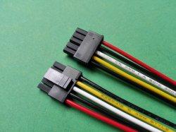 3.0Mm 43645-5P du connecteur du faisceau de câbles basse tension