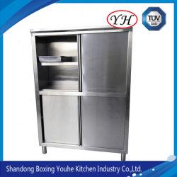 中国の製造業者の顧客用高品質のステンレス鋼の食器棚